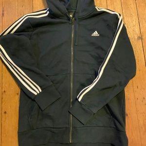 Adidas Hooded Zip Up